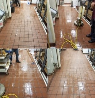 Restaurant Cleaning in NJ
