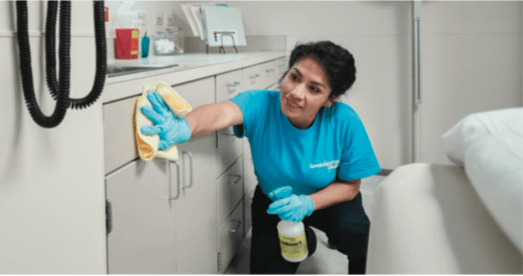 Physician Office Health Care Cleaning