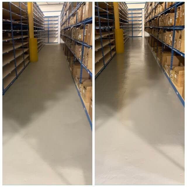 Now Offering Epoxy Floor Services Residential and Commercial