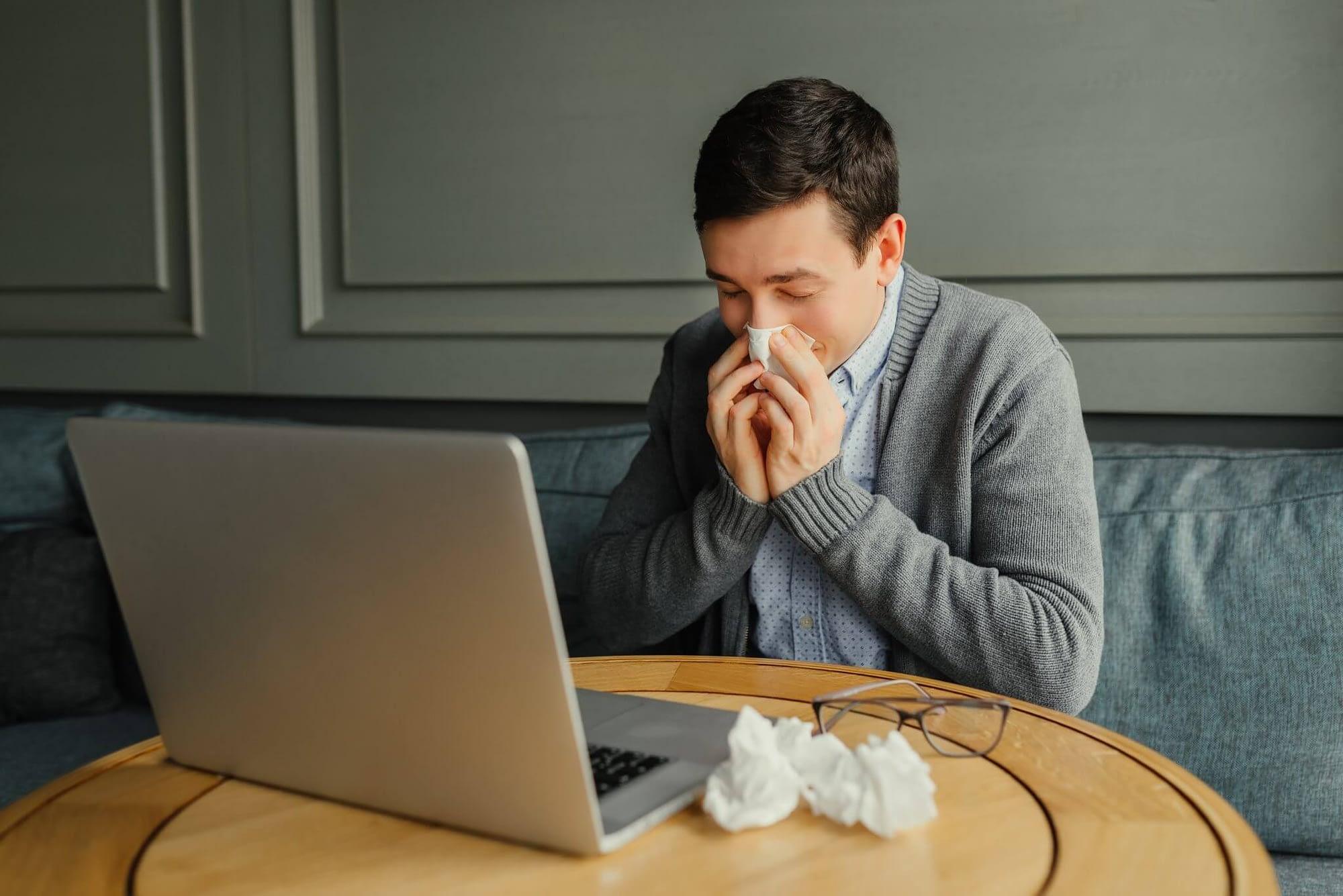 Flu Cleaning Marlton NJ