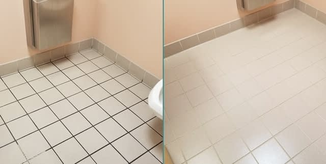 Ceramic Tile and Grout restore NJ